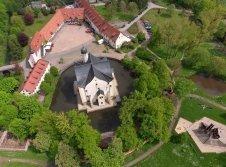 Wasserschloss Klaffenbach Schlosshotel Chemnitz