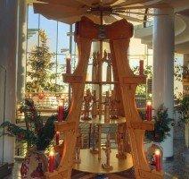Weihnachten Pyramide, Quelle:
