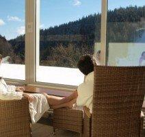 Wellness, Quelle: (c )Waldhotel am Notschreipass