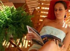 Wellness entspannt ...!