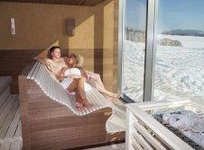 Wellness für Pärchen in der Sauna