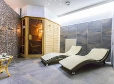 Wellness Hotel TATRA - Wellnessbereich