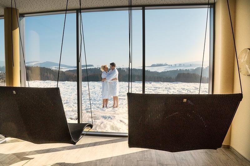 hotel landrefugium oberm ller in untergriesbach. Black Bedroom Furniture Sets. Home Design Ideas