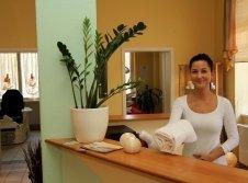 Wellnessbereich & Kosmetik