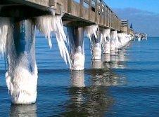 Winter an der Ostsee