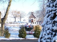 Winter auf Gut Sparow