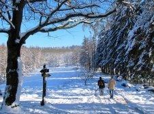 Winter Urlaub