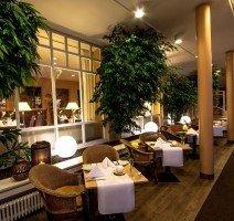 Abenddämmerung Wintergarten, Quelle: (c) relexa hotel Bad Steben