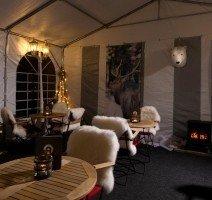 Winterzelt, Quelle: (c) ACHAT Premium Neustadt/Weinstrasse
