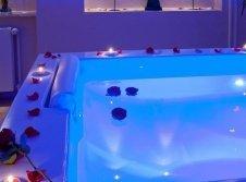 Hotel zimmer suiten mit whirlpool verwoehnwochenende for Hotel mit whirlpool im zimmer hessen