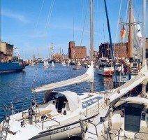 Wismarer Hafen, Quelle: