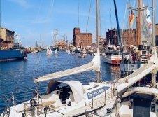 Wismarer Hafen