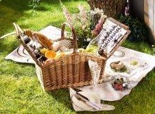 Wochenend-Genießer-Picknick