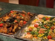 Wohlfühlhotel Latini - Küche