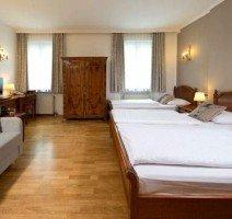 Zimmer, Quelle: (c) ACHAT Plaza Zum Hirschen Salzburg