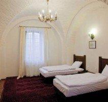 Zimmer, Quelle: (c) AKZENT Schlosshotel Wiechlice