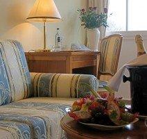 Zimmer, Quelle: (c) Strandhotel Deichgraf
