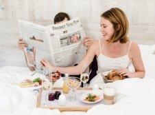 Zimmerfrühstück