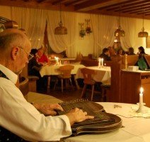 Zitherabend zum Candle Light Dinner, Quelle: