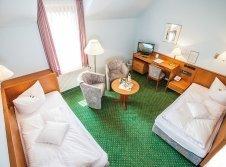 Zweibettzimmer Vitalhotel