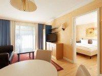 2-Raum Appartement Liszt, Quelle: (c) HOTEL VIER JAHRESZEITEN KÜHLUNGSBORN