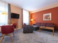 2 Room Suite, Quelle: (c) Residence von Dapper