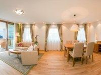 2-Zimmer-Suite, Quelle: (c) Vollererhof Hotel GmbH