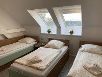 3-Bett-Zimmer Comfort, Quelle: (c) Parkhotel Putbus