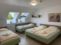 4-Bett-Zimmer Comfort, Quelle: (c) Parkhotel Putbus
