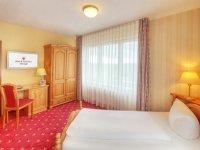 Aktiv - Einzelzimmer, Quelle: (c) AKZENT Aktiv & Vital Hotel Thüringen