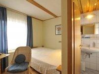 """Einzelzimmer """"Anke"""", Quelle: (c) Hotel Dreimädelhaus"""