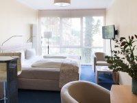 Apartment im Gästehaus, Quelle: (c) Design-Konferenzhotel u. Restaurant Steinernes Schweinchen