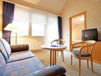 Apartment Wolfstal    , Quelle: (c) Landhotel Wittstaig