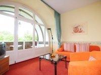Appartement, Quelle: (c) Parkhotel Klüschenberg