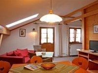Appartement West, Quelle: (c) Landhotel Huberhof