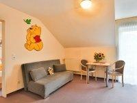 Appartement Economy, Quelle: (c) Sonnenhotel Bayerischer Hof