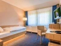 Einzelzimmer, Quelle: (c) IDINGSHOF Hotel & Restaurant