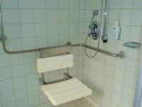 Behindertenzimmer, Quelle: (c) Hotel Herzog Georg
