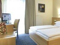 Behindertenzimmer, Quelle: (c) Hotel am Wald