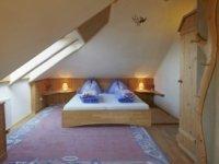 """""""Bionest II"""" - Komfort-Appartement im Lehmbaudach, Quelle: (c) Biolandhaus Arche"""