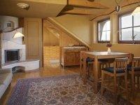 """""""Bionest IV"""" - Komfort-Appartement mit Balkon, Quelle: (c) Biolandhaus Arche"""