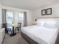 Budget Doppelzimmer im Ferienhaus, Quelle: (c) Precise Resort Marina Wolfsbruch