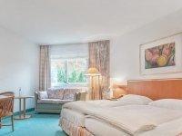 Business Doppelzimmer, Quelle: (c) Hotel Bellevue Marburg