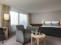 Business-Doppelzimmer , Quelle: (c) Mercure Hotel Düsseldorf Neuss