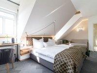 Doppelzimmer Business , Quelle: (c) Hotel-Restaurant-Cafe Schöne Aussicht
