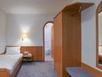 Business Einzelzimmer, Quelle: (c) Landgasthaus Hotel Maien