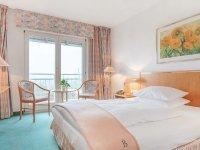 Business Einzelzimmer, Quelle: (c) Hotel Bellevue Marburg