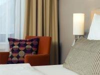 Business-Einzelzimmer, Quelle: (c) Mercure Hotel Düsseldorf Neuss