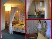 Cinderella- und Prinzen-Suite, Quelle: (c) Burghotel Witzenhausen