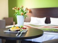 Classic-Doppelzimmer, Quelle: (c) relexa hotel Bad Steben